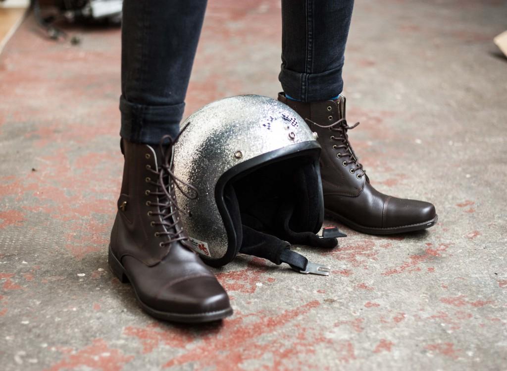 lisboa racing boots