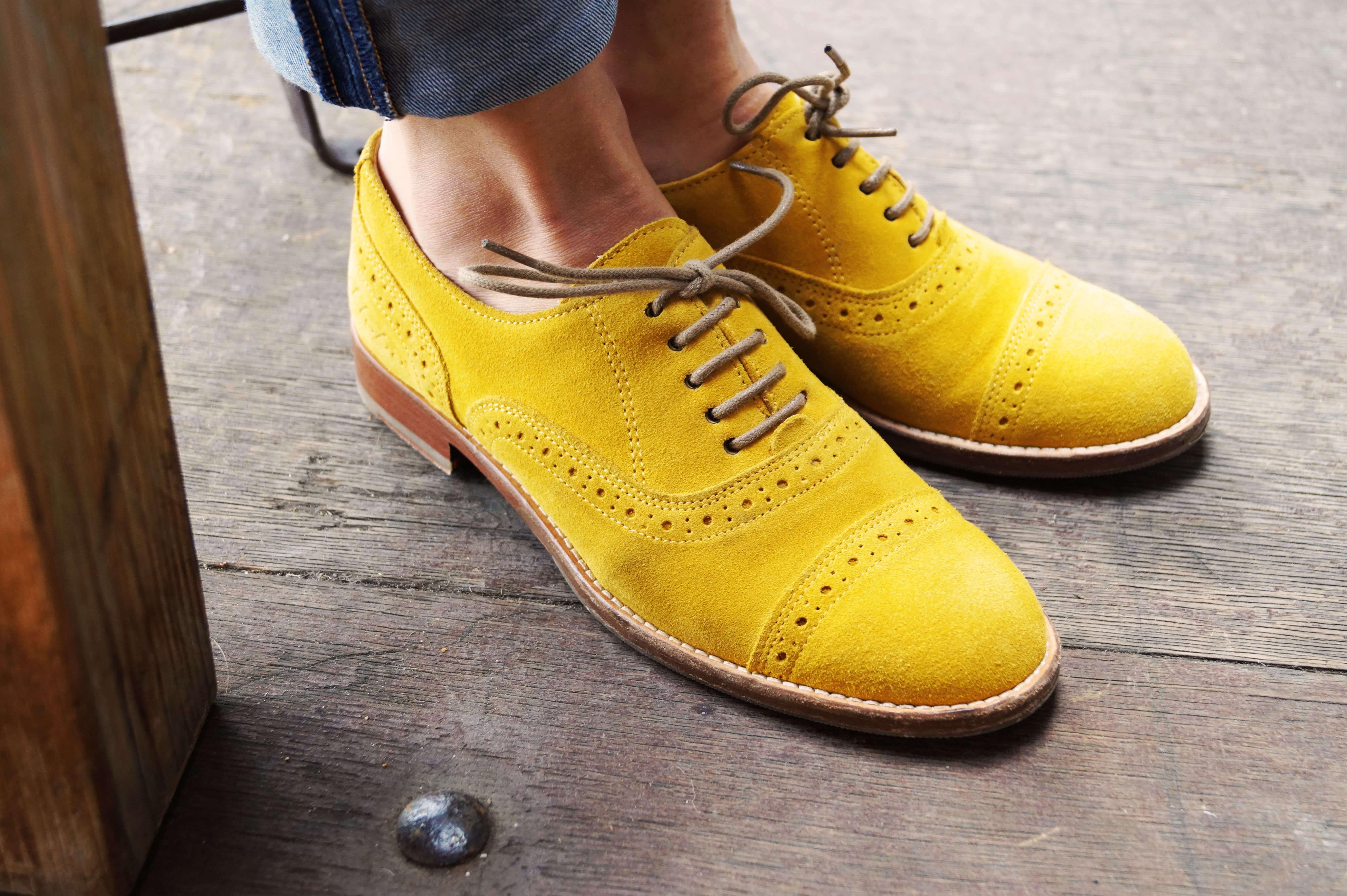 Der perfekte Hobo-Schuh bei grauem Sommerwetter // Hobo Sunny