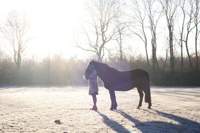 Hobo Schuh Shooting Pferdewiese Reitsport Stiefeletten Winter