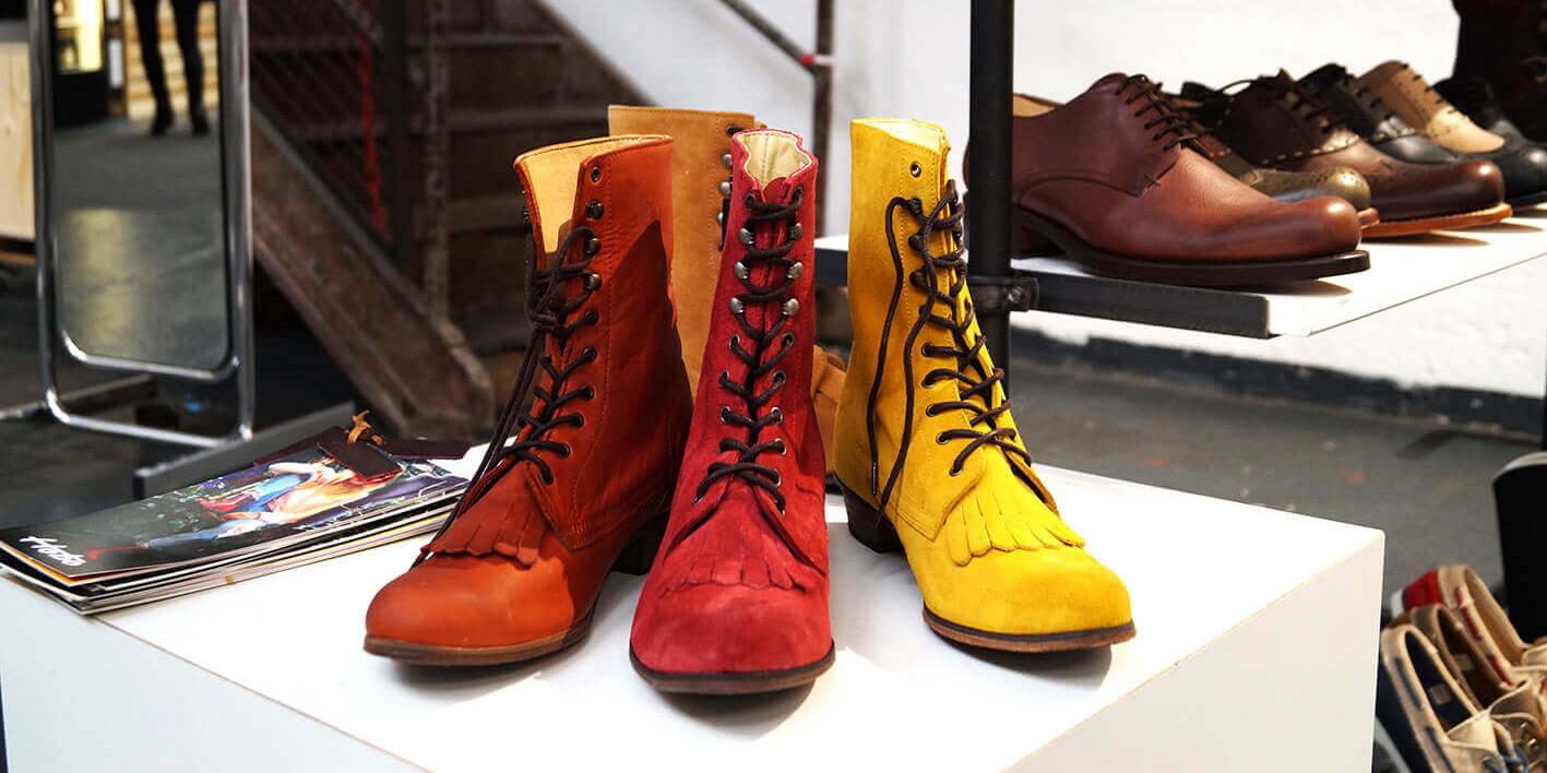 Rückblick – Hobo auf der Fashion Week in Berlin Januar 2017