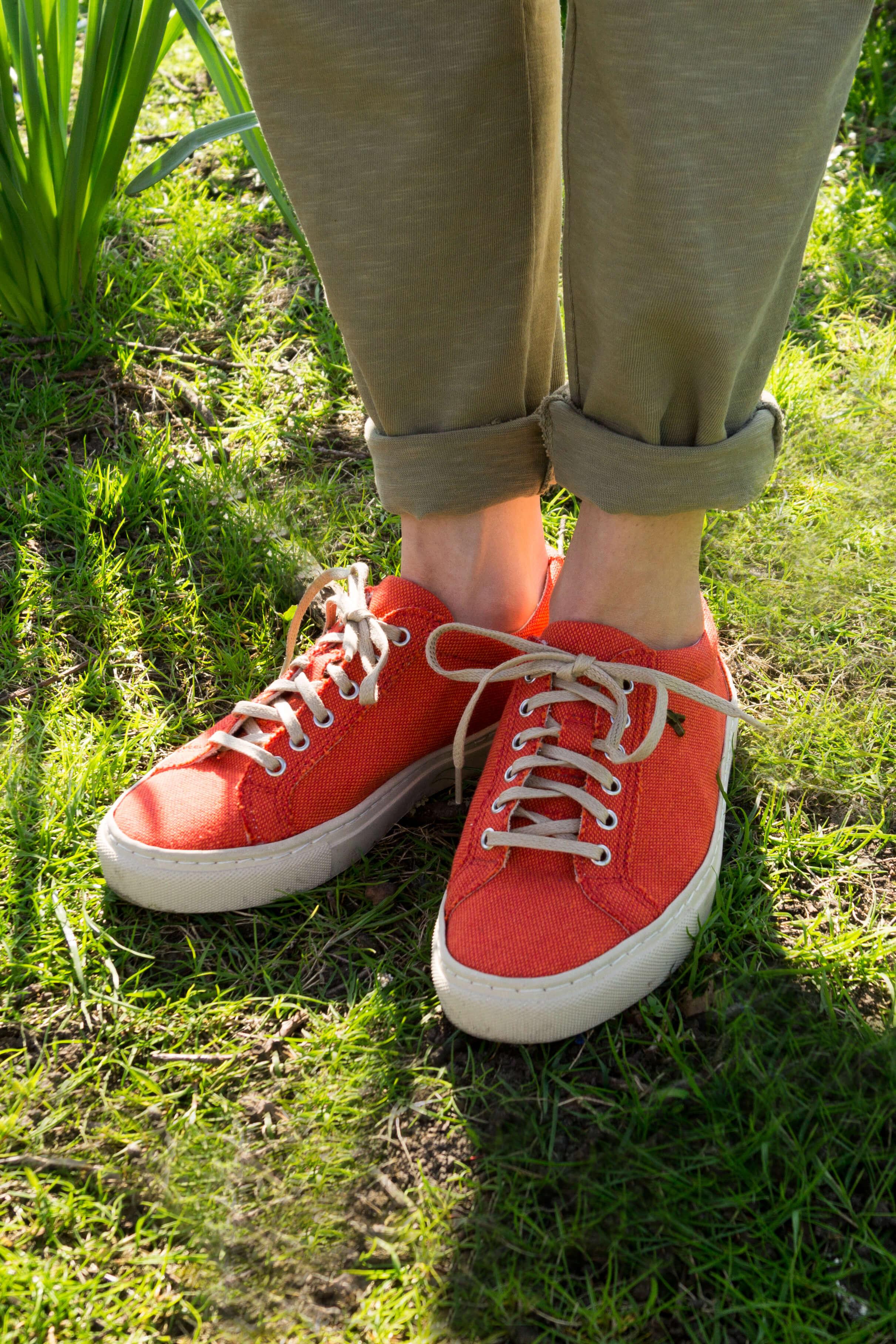 Vegane Hobo Schuhe